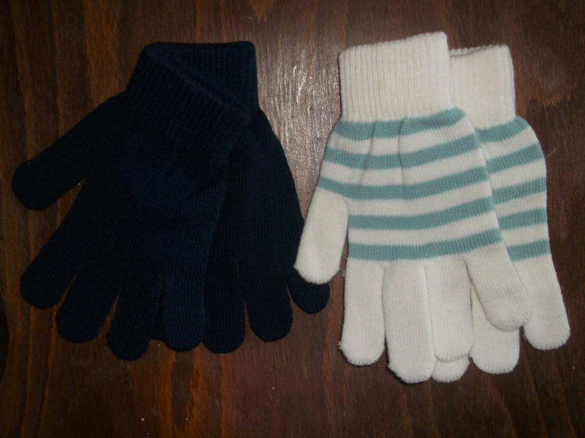 Продам новые детские перчатки