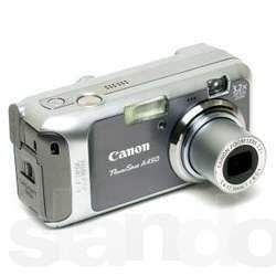 Продам  фотовидеокамеру Canon Power Shot A460