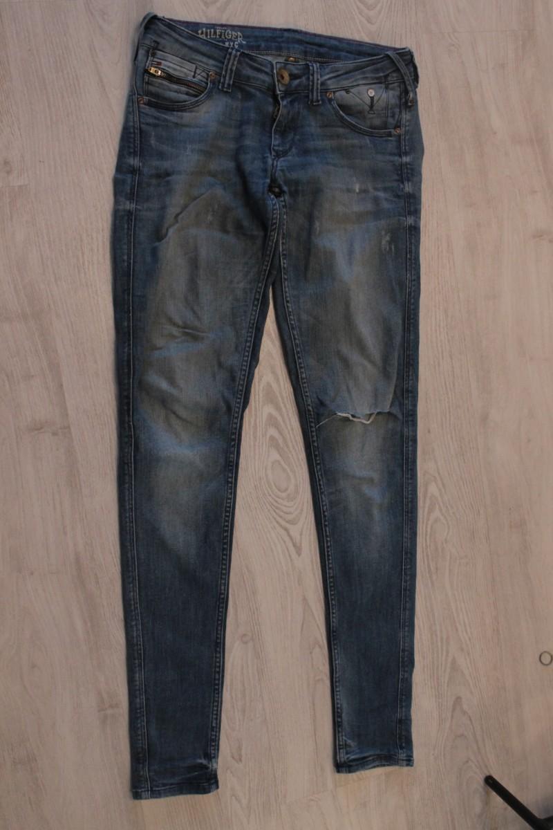 Брендовые джинсы Tommy Hilfiger оригинал