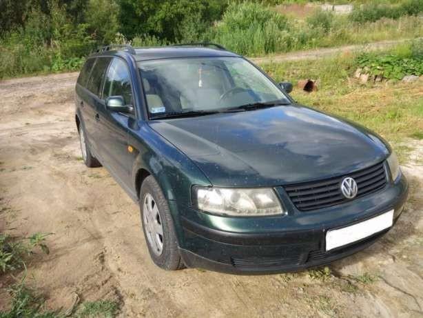Volkswagen VW Passat B5, запчасти, авторазборка