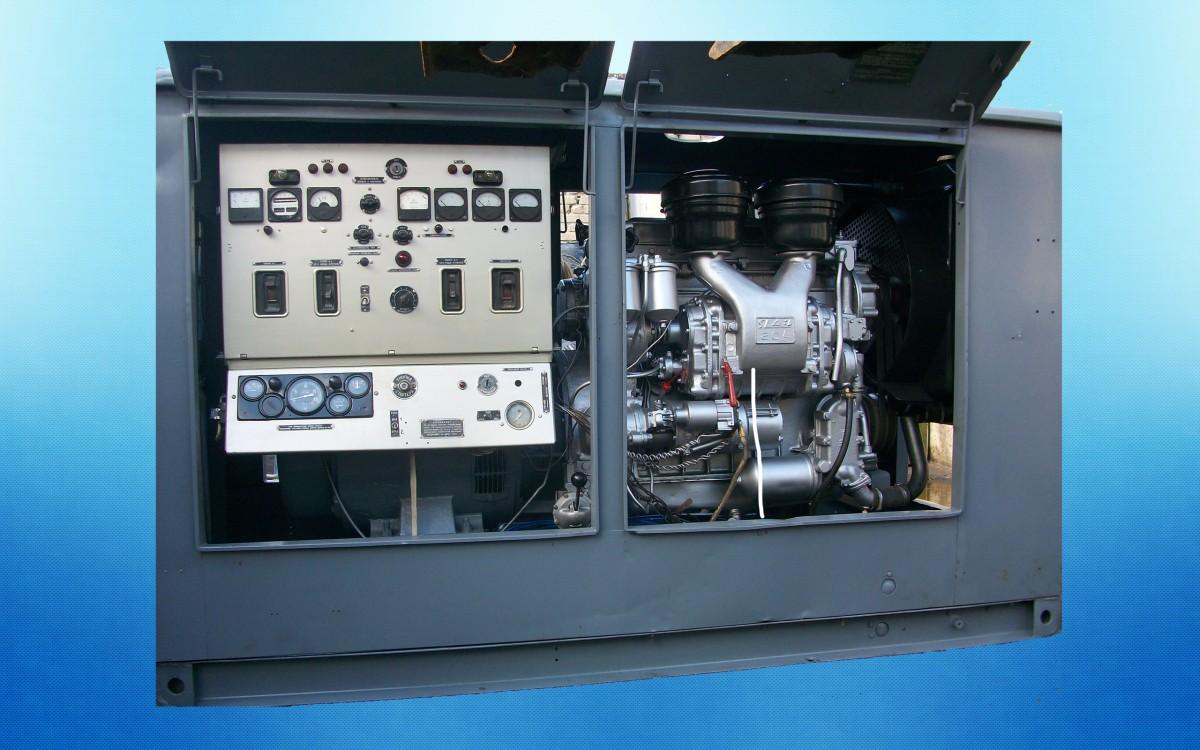 Производим РТИ к  дизелю ЯАЗ-204