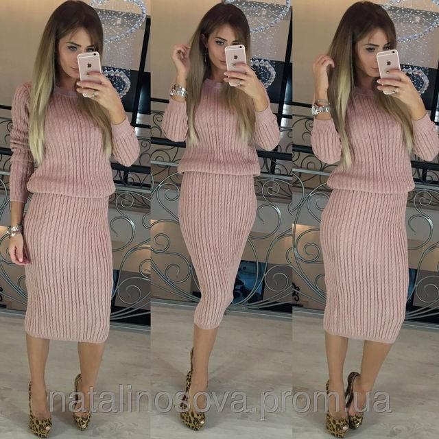 527f4529489 Костюм теплый женский с юбкой (+подарок)  400 грн - Мода и стиль ...