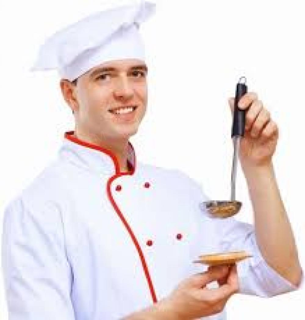 Кухар в кулінарний цех