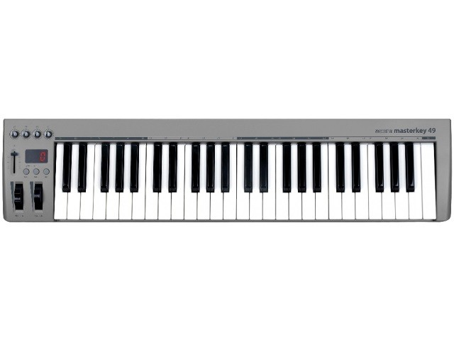 Продается миди-клавиатура Acorn Instruments Masterkey 49