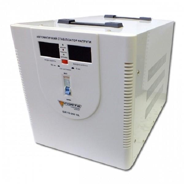 Стабилизатор напряжения однофазный автоматический Forte IDR-10kVА
