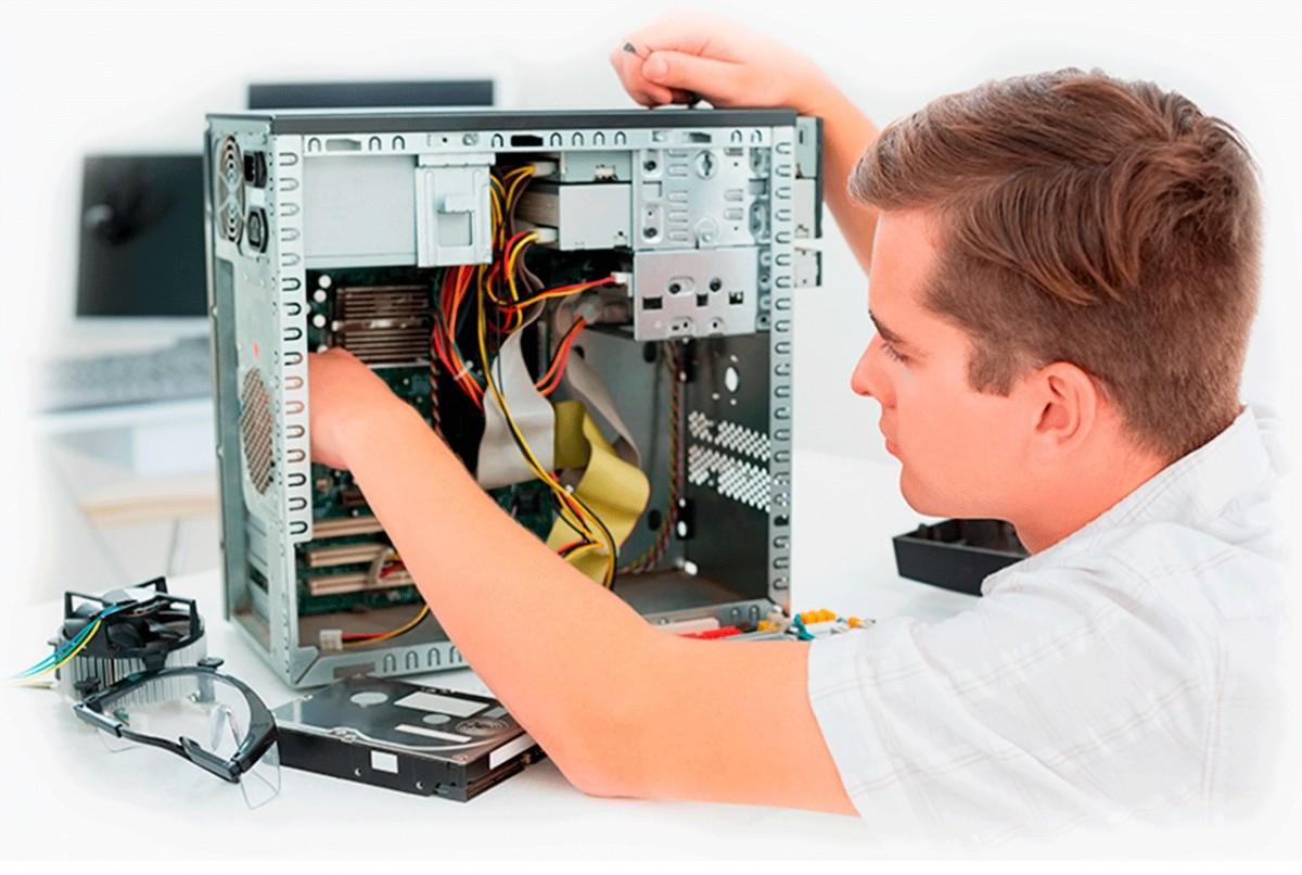Ремонт и настройка компьютеров, ноутбуков, Wi-Fi, Интернет