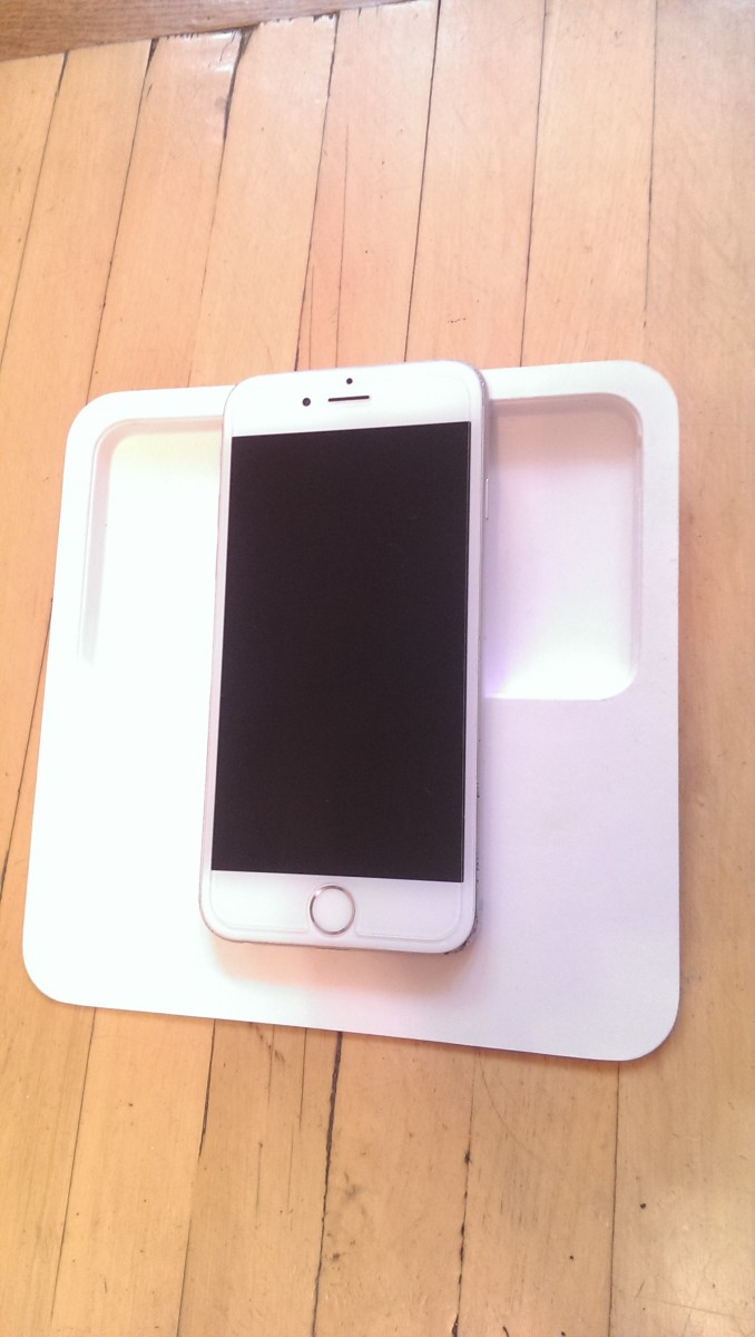 Iphone 6 Silver, 64 Gb At&T Unlock Срочно