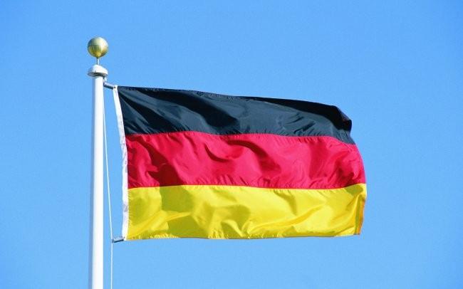 Флаг Германии / немецкий / германский флаг 150*90 см, интернет-магазин флагов
