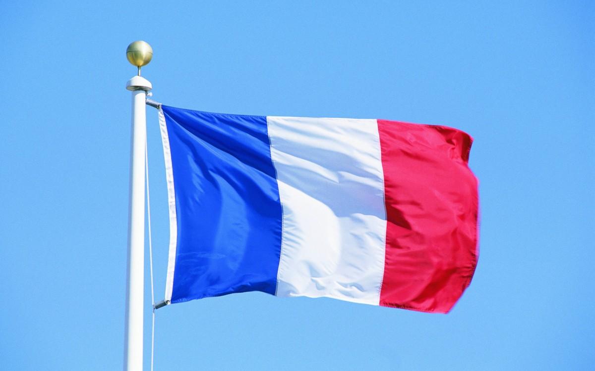 Флаг Франции / французкий 150*90 см, интернет-магазин флагов