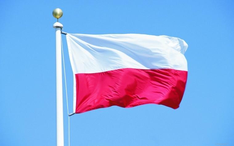 Флаг Польши / польский 150*90 см, другие флаги стран мира