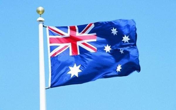 Флаг Австралии / австралийский 150*90 см, интернет-магазин флагов
