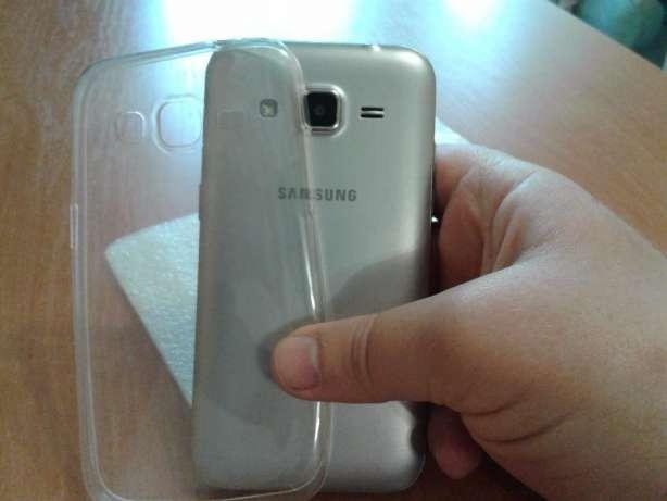 Силиконовый чехол накладка 0,6 mm для Samsung G360H/G361H