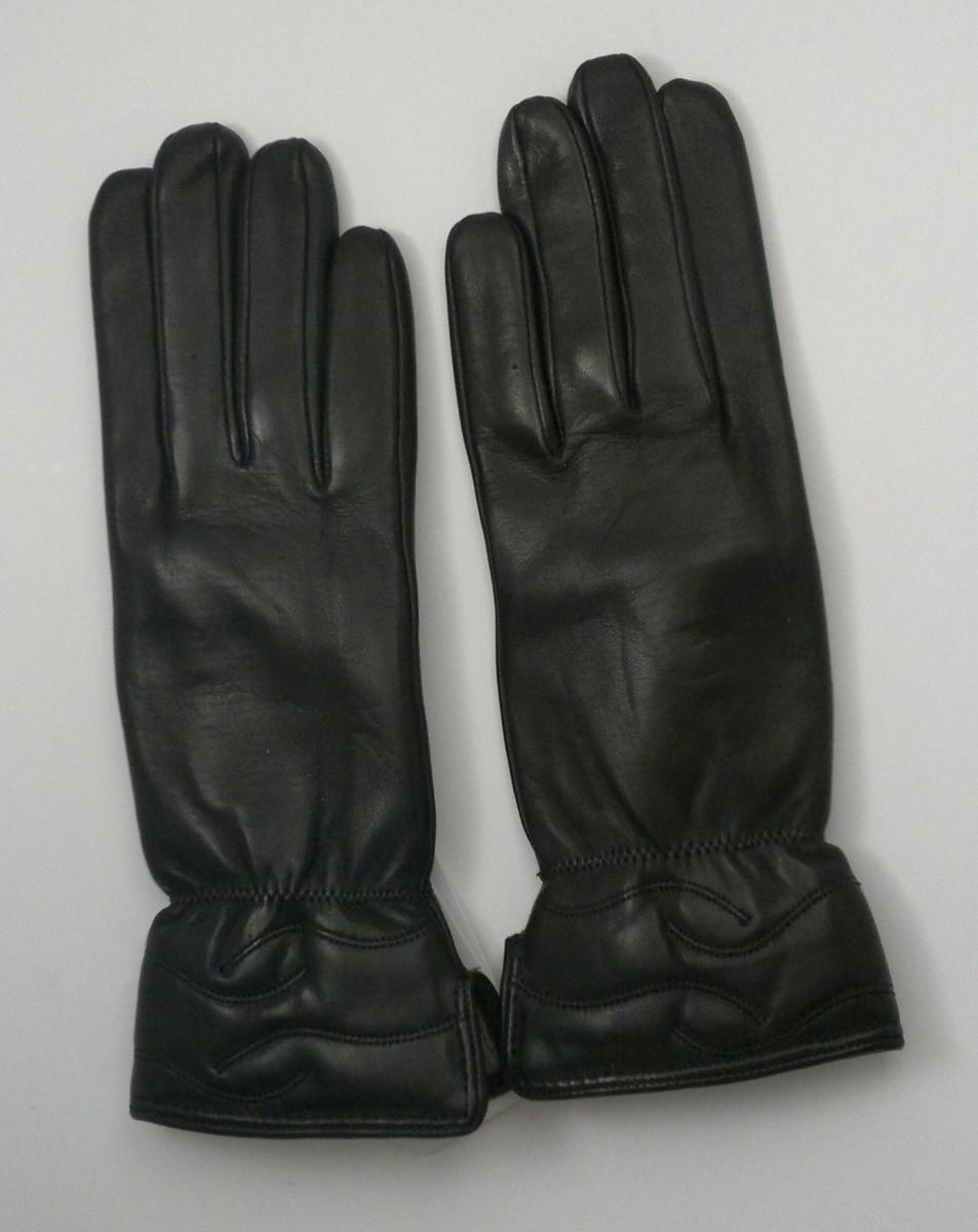 Перчатки женские кожаные GoldOx