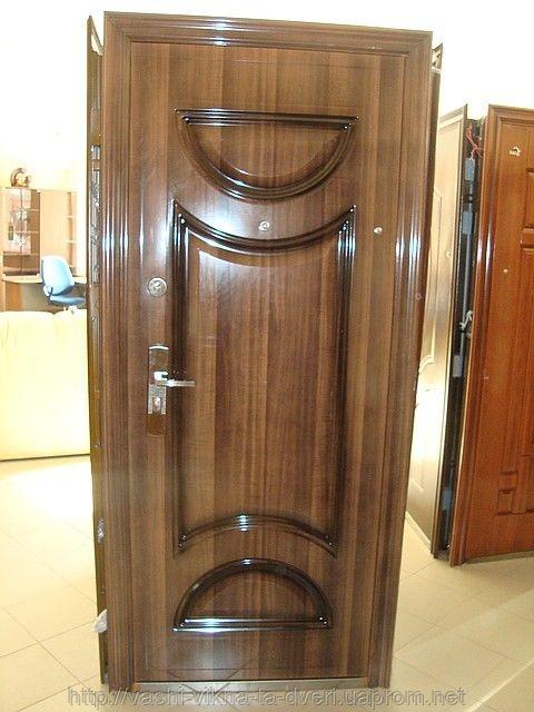 Двері вхідні металеві  від виробника в асортименті