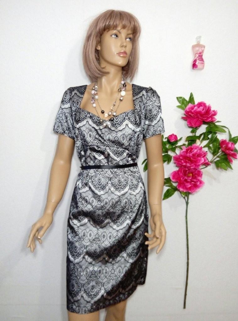 платье миди кружевное р Л-ХЛ