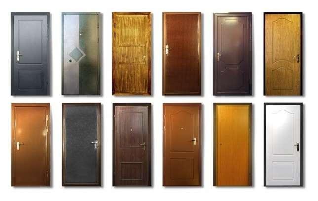 Ремонт металлических входных дверей москва