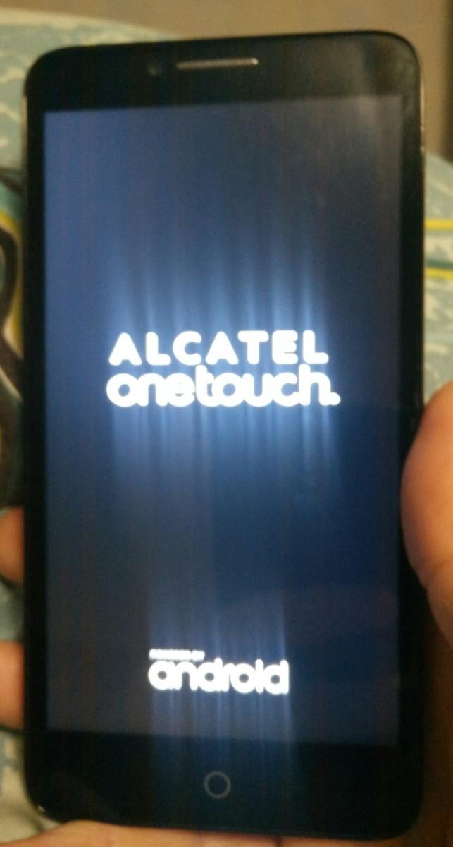 Alcatel One Touch Fierce XL 5054n