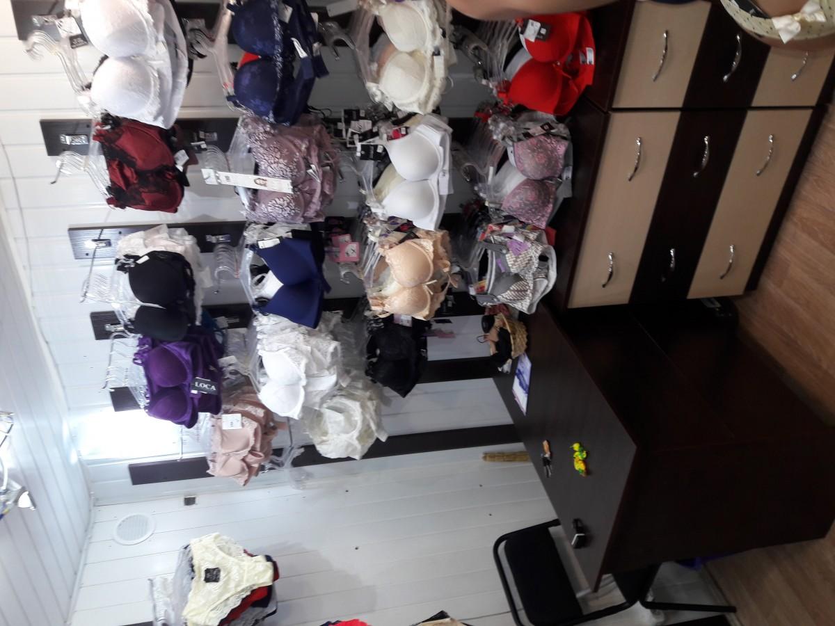СРОЧНО !!! Продаётся действующий магазин нижнего белья.