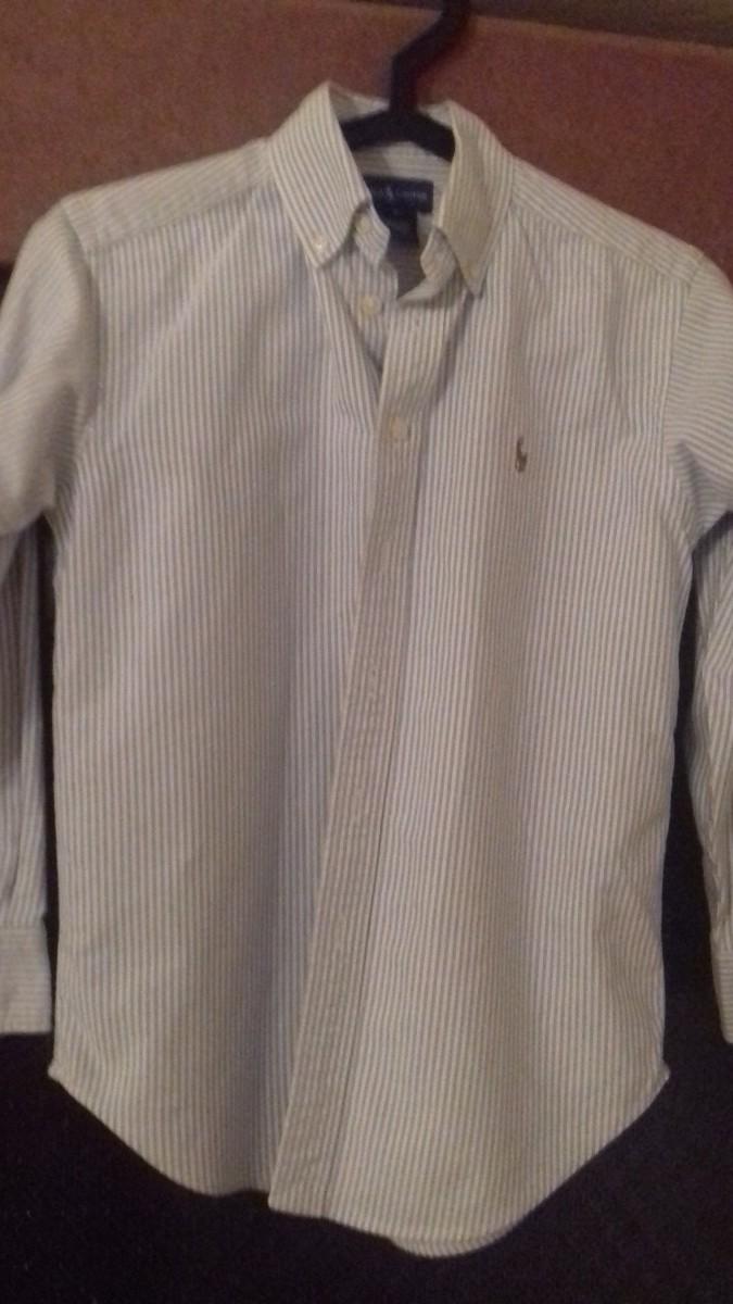 Рубашка на мальчика Ralph Lauren