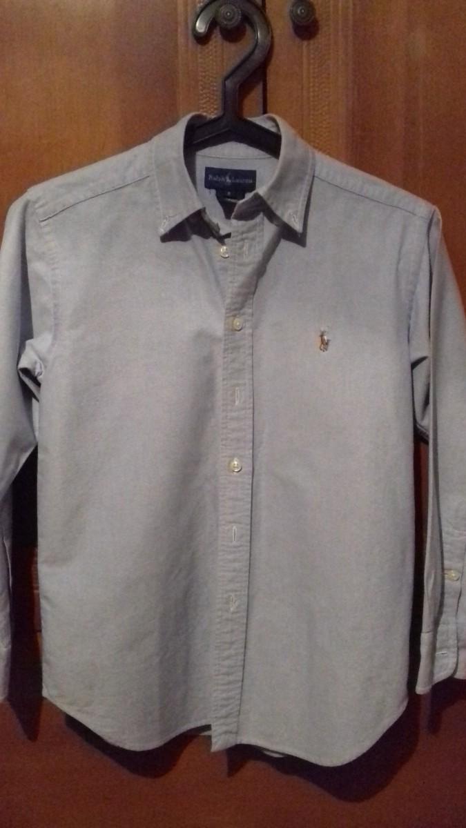 Рубашка на мальчика Ralph Lauren.