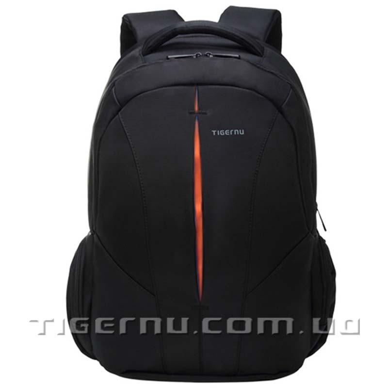 Рюкзак городской Tigernu T-B3105 черно-оранжевый