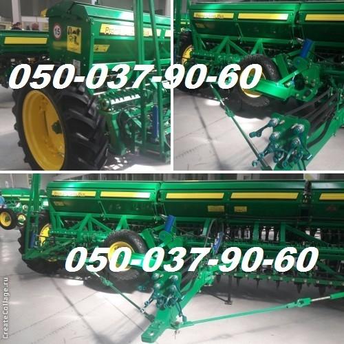 Новинка Сеялка зерновая Harvest 630