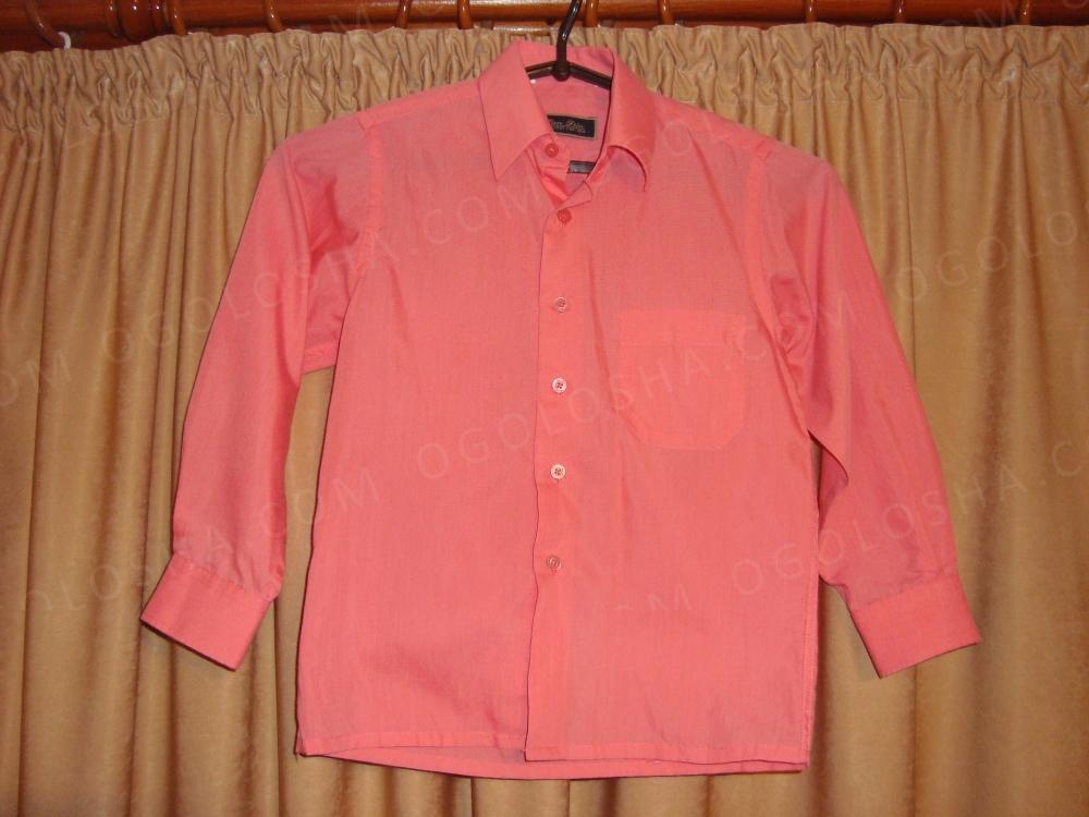 Рубашка для мальчика 5-7 лет (р 29)
