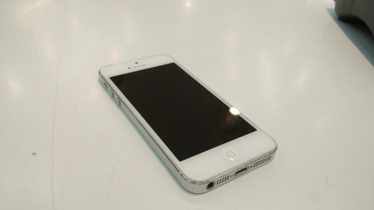 iPhone 5 16 gb Silver