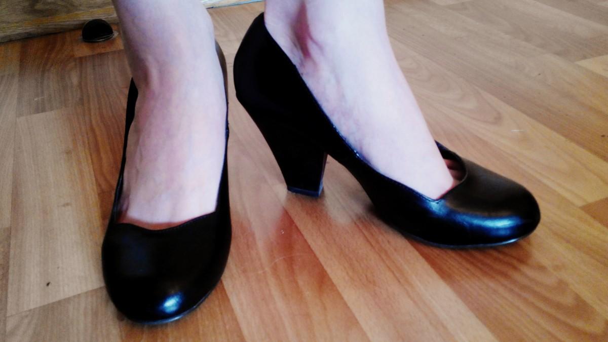 Туфли в отличном состоянии (37.5)