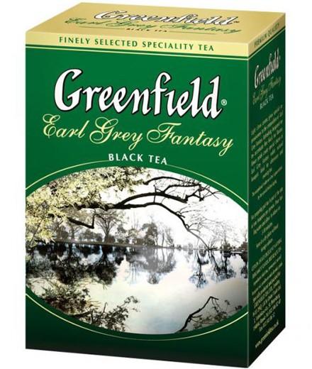 Чай Greenfield листовой и пакеториванный