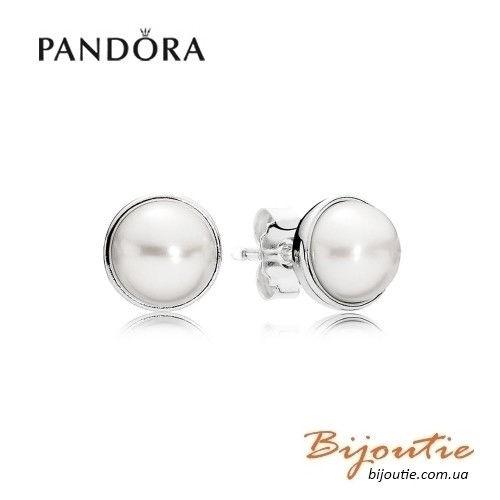 Серьги PANDORA элегантная красота 290727P