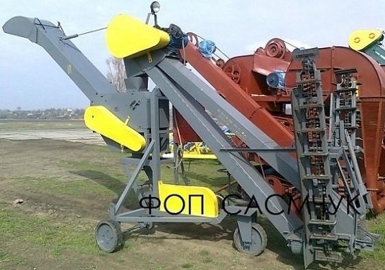 Зернометатель ЗМ-60У, ЗМ 60 усиленный