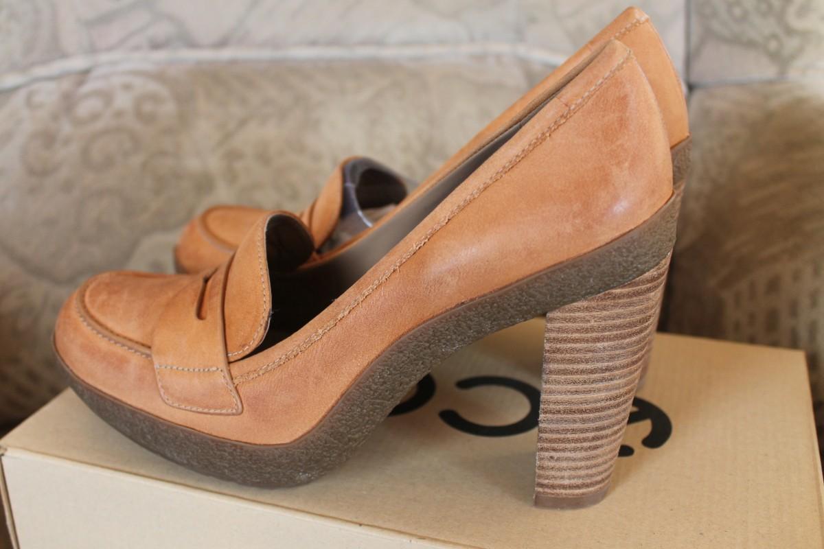 Туфлі Ecco