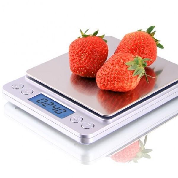 Высокоточные ювелирные электронные весы 0,01-500 гр