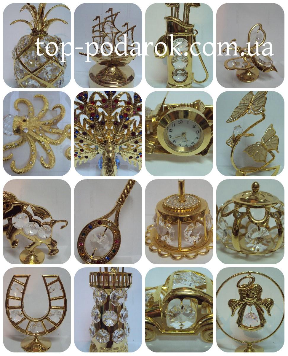 Статуэтки с кристалами SWAROVSKI