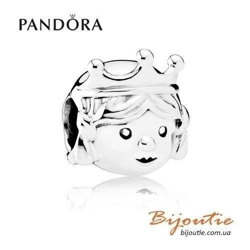 PANDORA шарм ― ЛЮБИМКЯ ПРИНЦЕССА 791960
