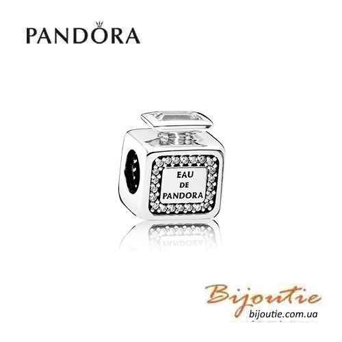PANDORA шарм ―АРОМАТ PANDORA 791889CZ Оригинал Пандора