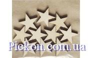 Скрап набор Звезды (27 мм 10 шт)