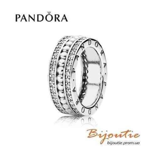 Pandora кольцо  ВСЕГДА С PANDORA 190962CZ серебро 925 Пандора оригинал