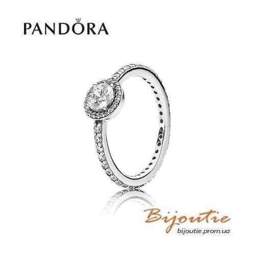Pandora кольцо БЕЗУПРЕЧНАЯ ЭЛЕГАНТНОСЬ 190946CZ серебро 925 Пандора оригинал