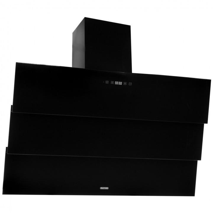 Вытяжка ELEYUS Troy A 1000 LED SMD 90 BL черный цвет