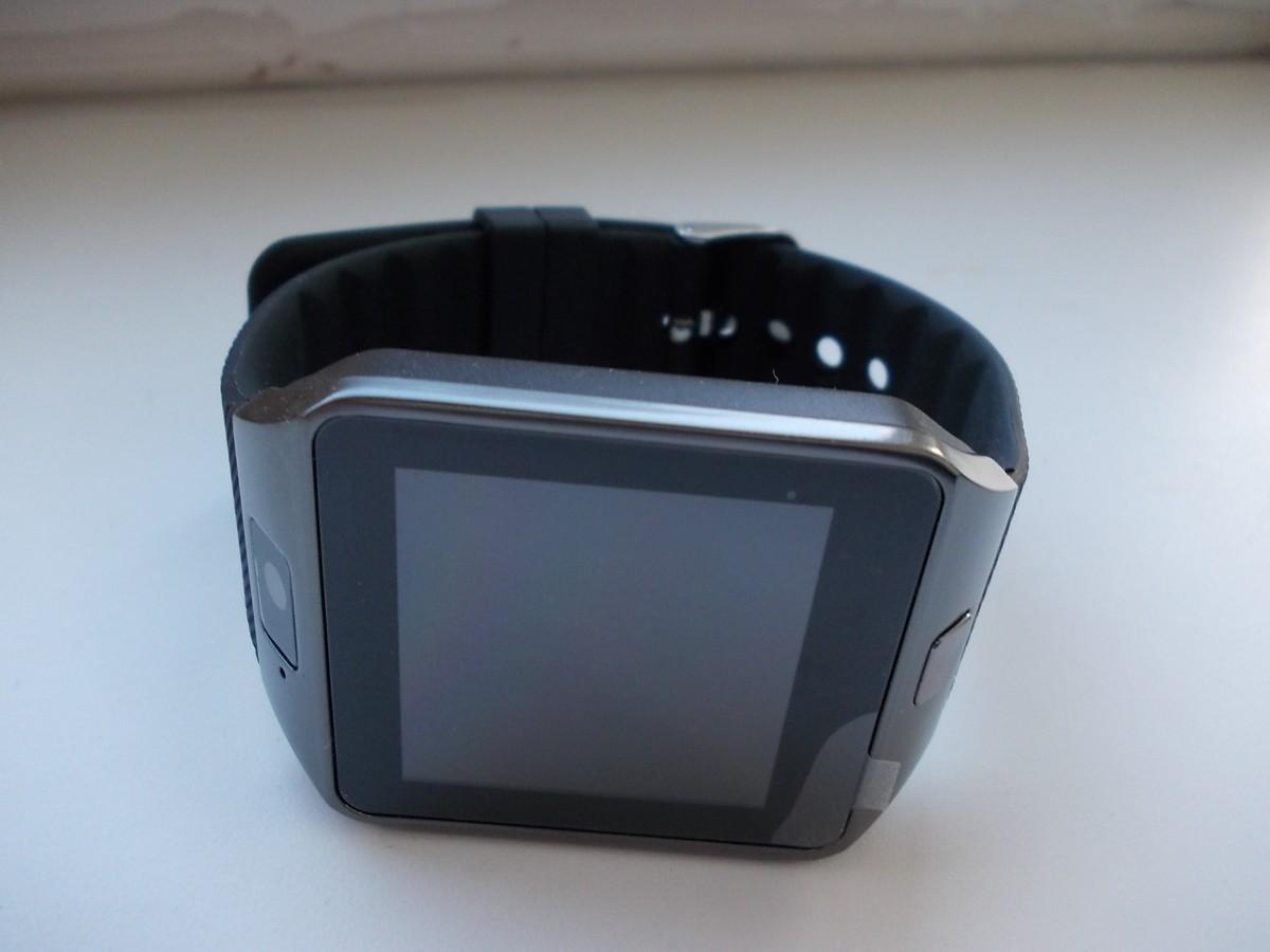 Умные часы Smart Watch DZ09D с поддержкой SIM +microsd +камера
