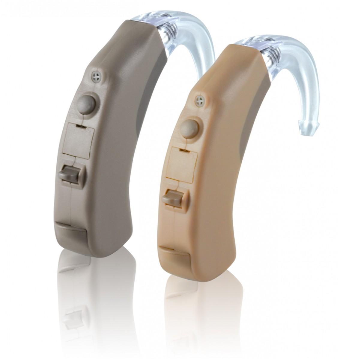 Слуховые аппараты нового поколения