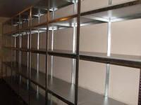 Металлические стеллажи по оптовым ценам