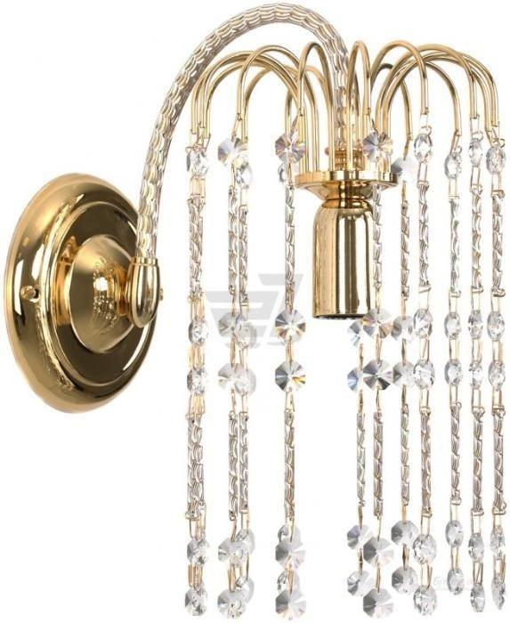 Бра Arredoluce Royal Crystal 411/А1 (светильник настенный, Италия)
