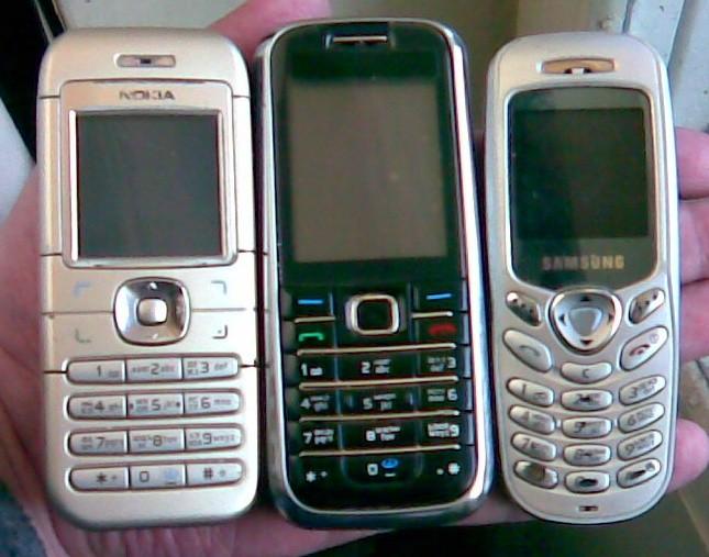 Недорогие телефоны Nokia и Samsung