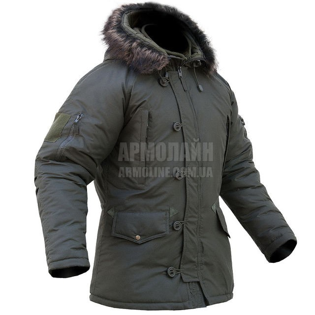 Куртка зимняя RAPID ICE OLIVE