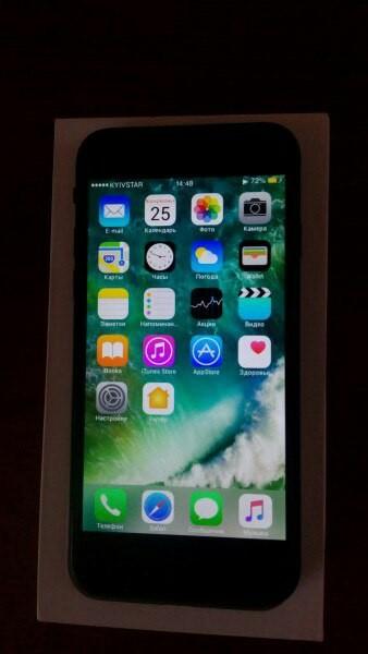 Продам 100% копию iphone 7 256gb