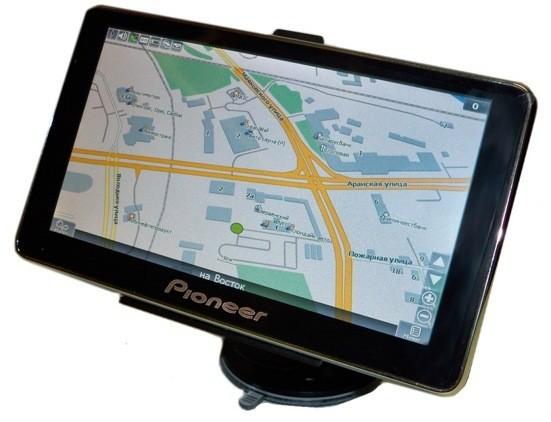 GPS навигатор Pioneer 5