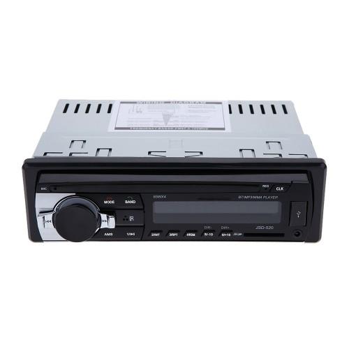 Автомагнитола Pioneer JSD-520 +Bluetooth